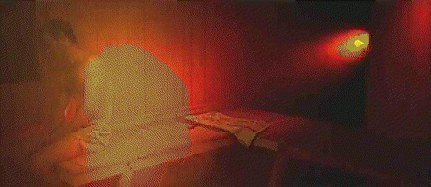 Frame 10, Sierra Light, octree